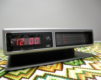 realtone alarm clock instructions