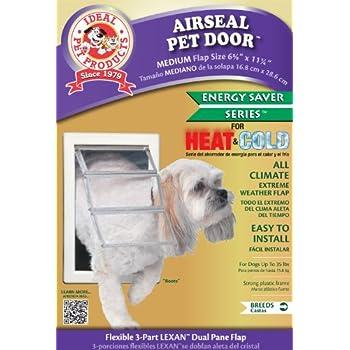 petsafe dog doors replacement flap instructions