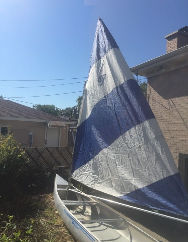 gunter sail rig instructions