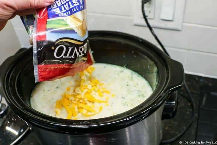 crock pot instructions water