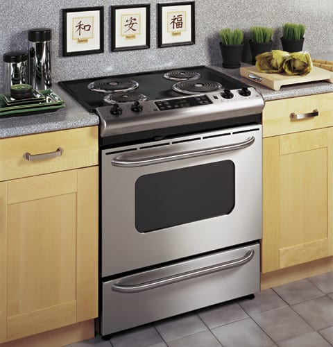 ge self cleaning oven instructions