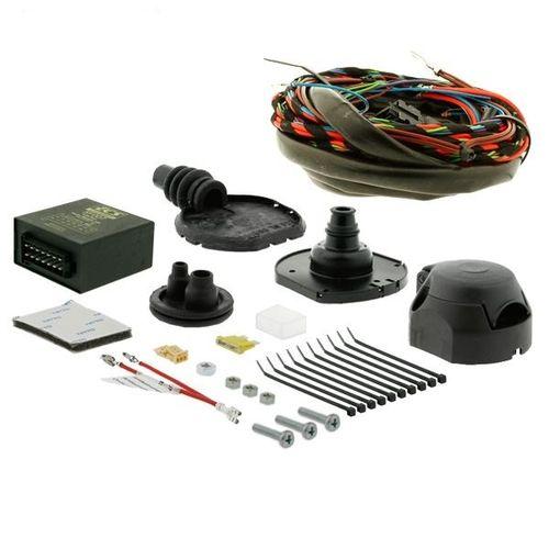 audi a4 towbar wiring instructions