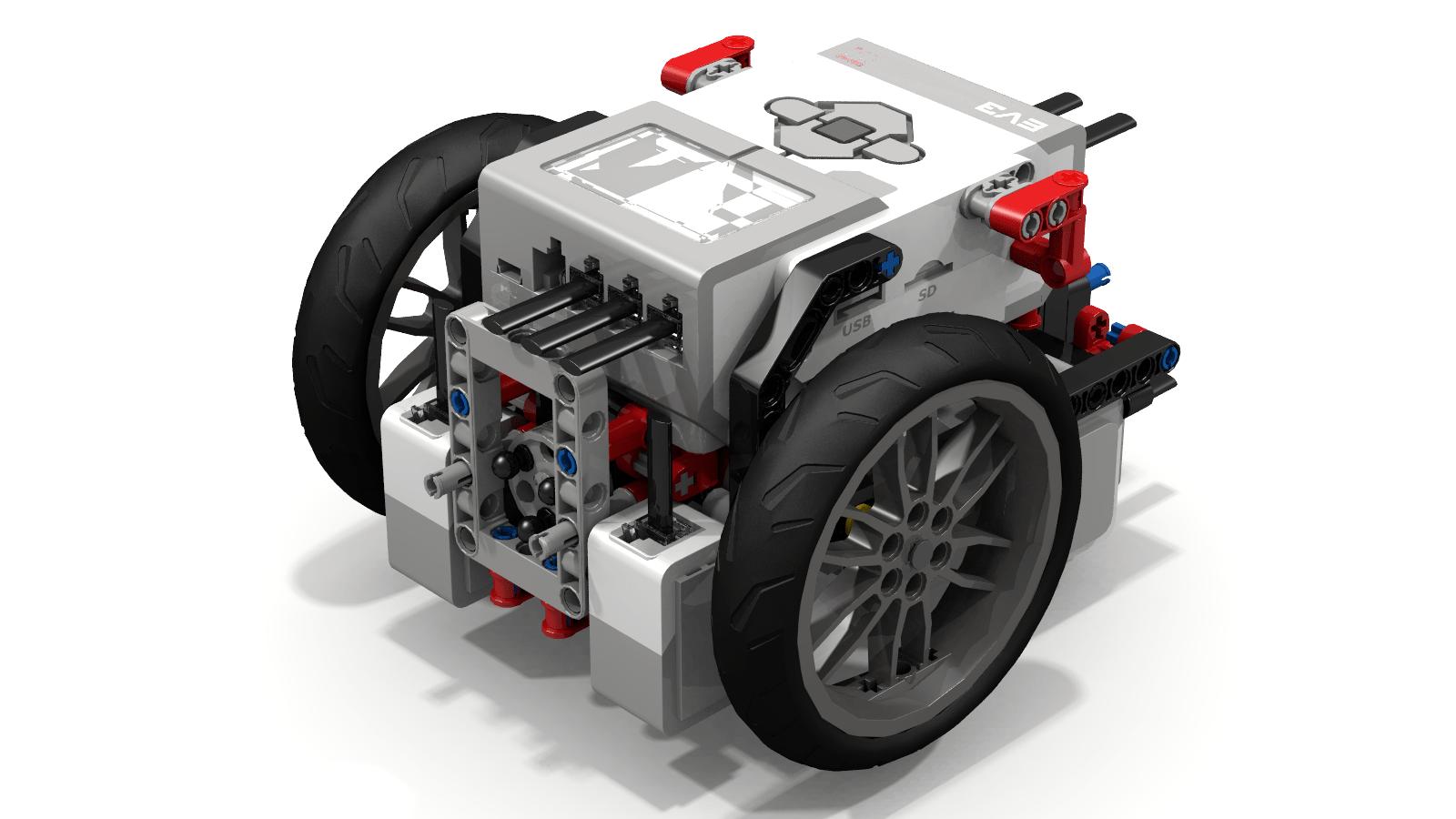 ev3 robot building instructions