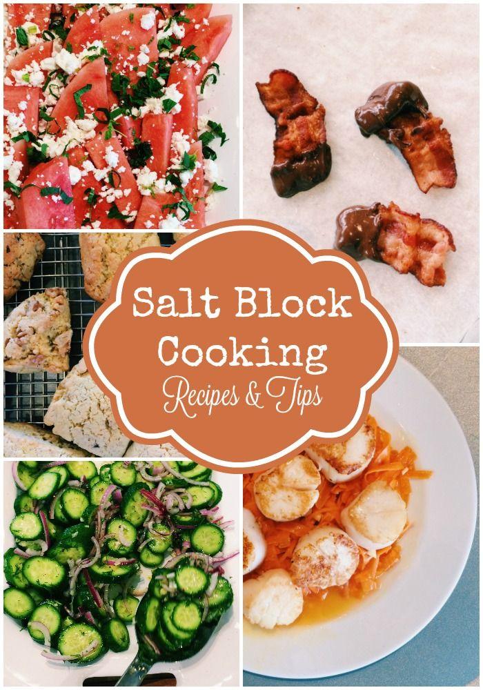himalayan salt block cooking instructions
