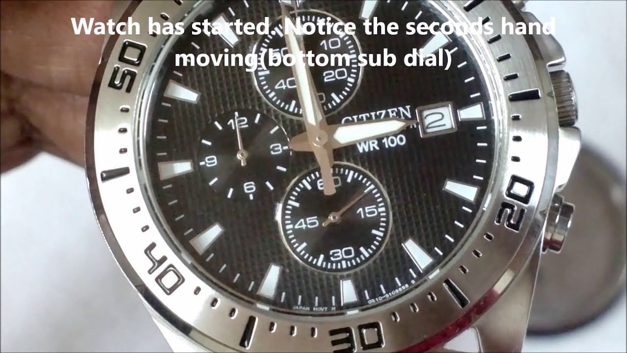 guess watch battery replacement instructions