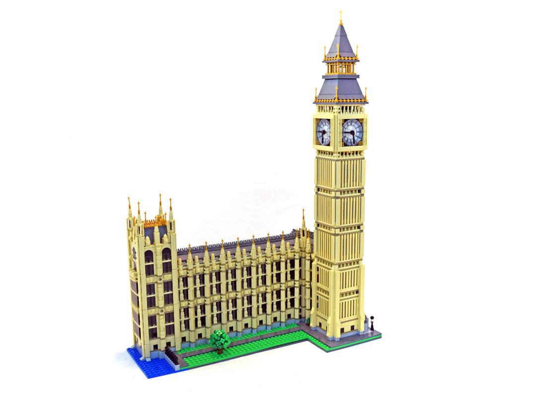 lego creator big ben instructions