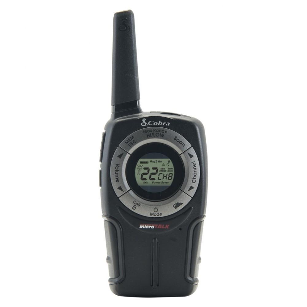 cobra walkie talkies instructions