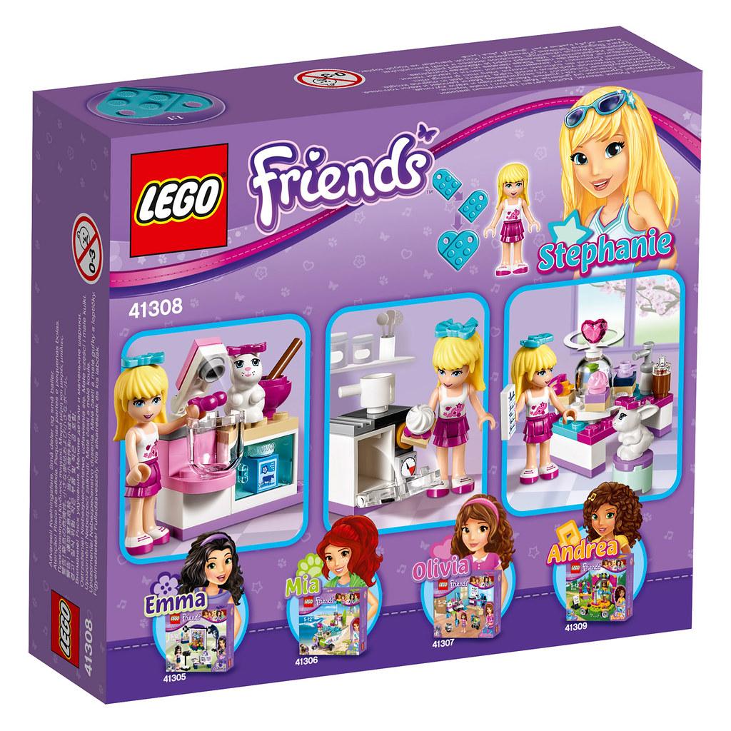 lego friends friendship house instructions
