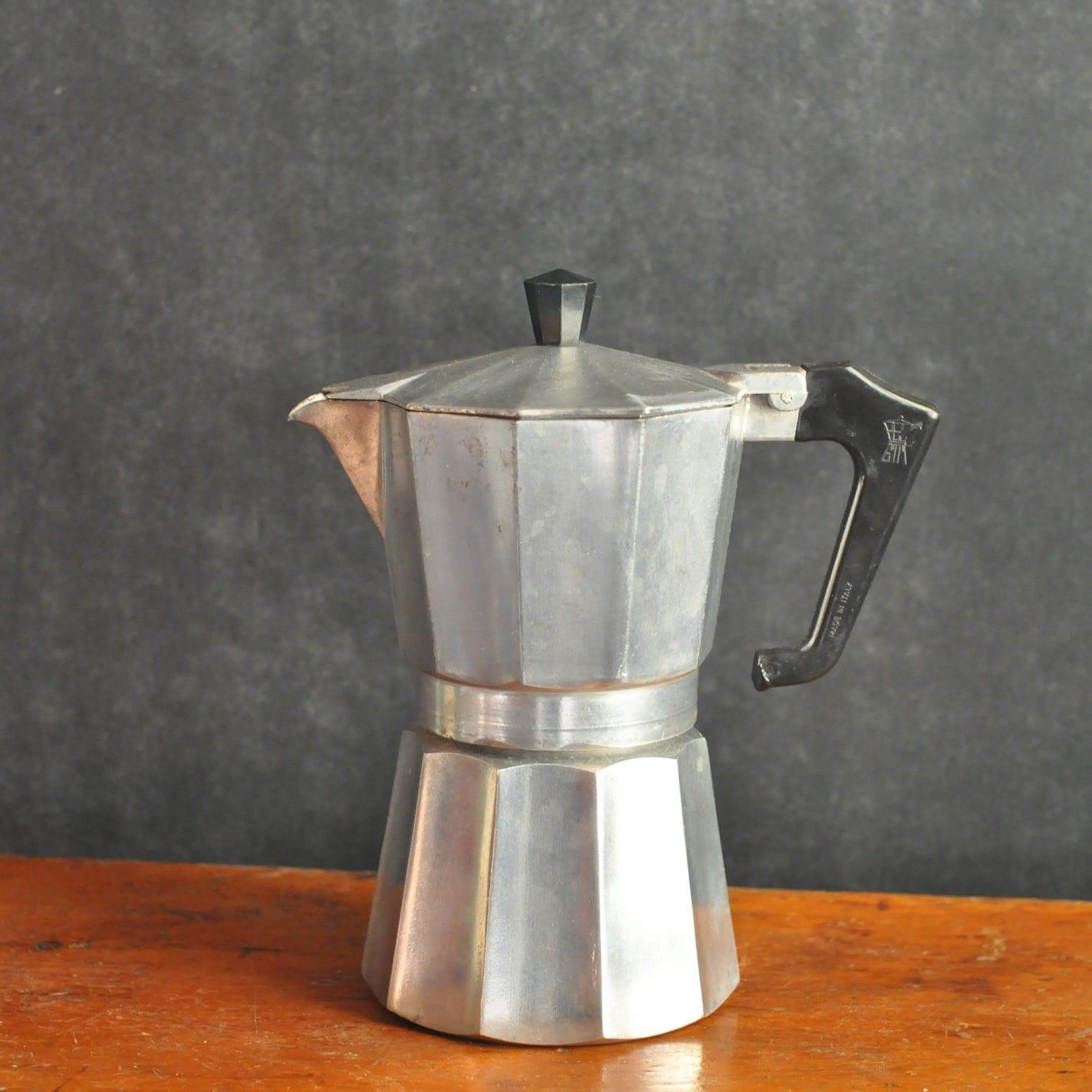 italian stovetop espresso maker instructions