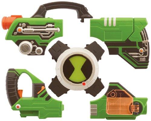 ben 10 tech blaster instructions