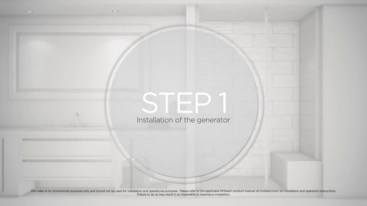 steam generator installation instructions