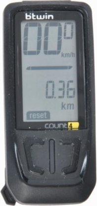 btwin count 4 wireless instructions