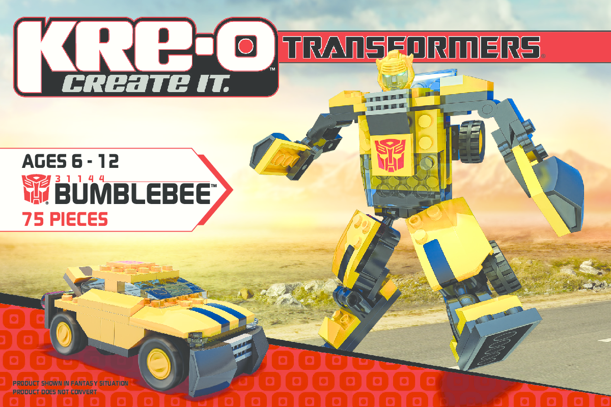 kre o transformers instructions