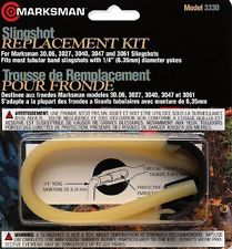 marksman slingshot replacement band instructions