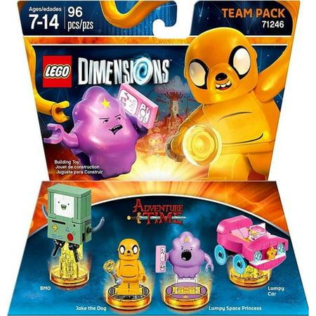 lego dimensions bmo instructions