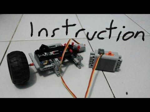 lego automatic transmission instructions