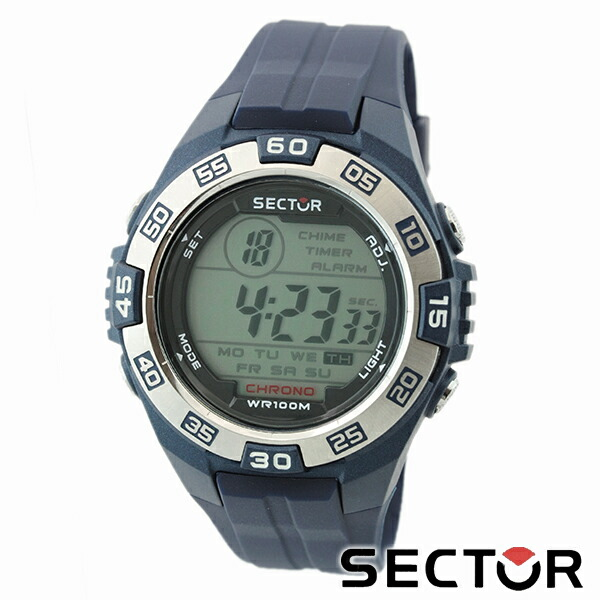 sector chronograph watch instructions
