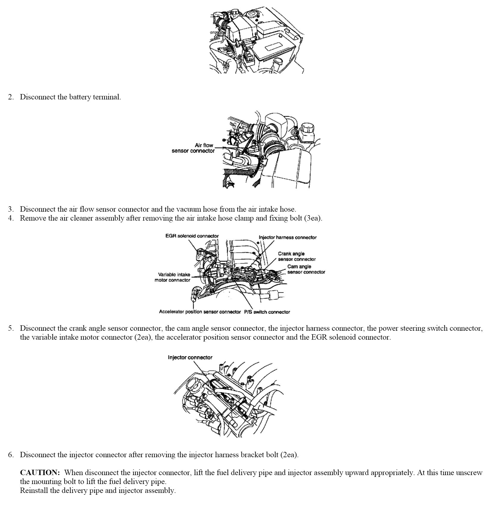 instructions on how to drive a manual car