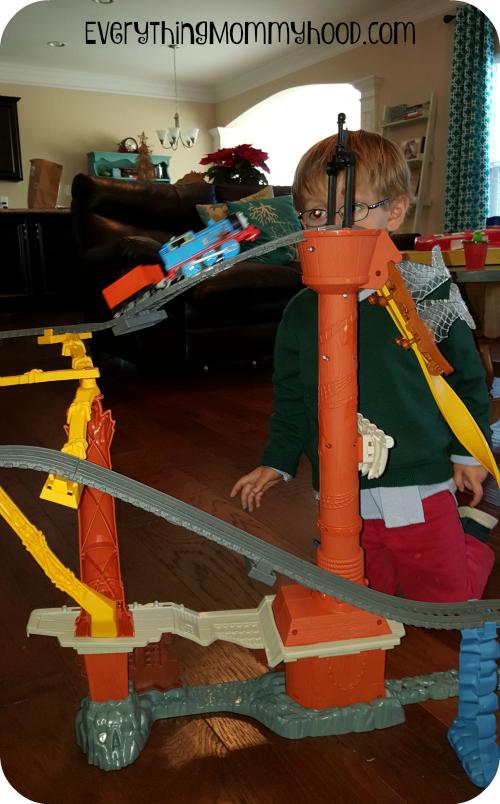thomas shipwreck rails instructions