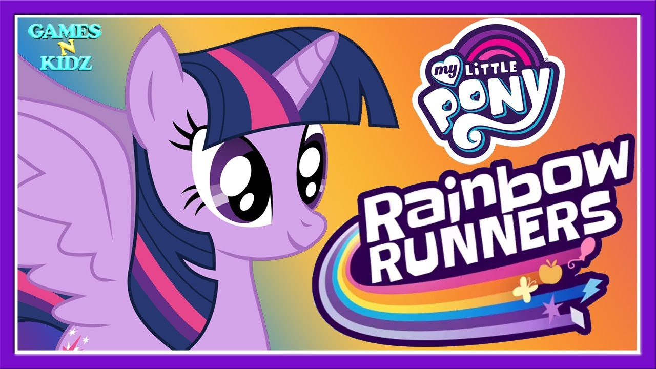 my little pony rainbow magic game instructions