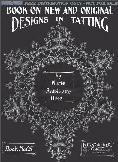 tatting designs with instructions