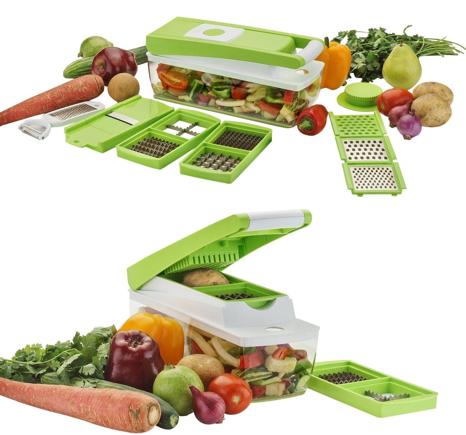 nicer slicer dicer instructions