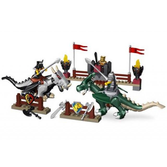 playmobil dragon castle instructions