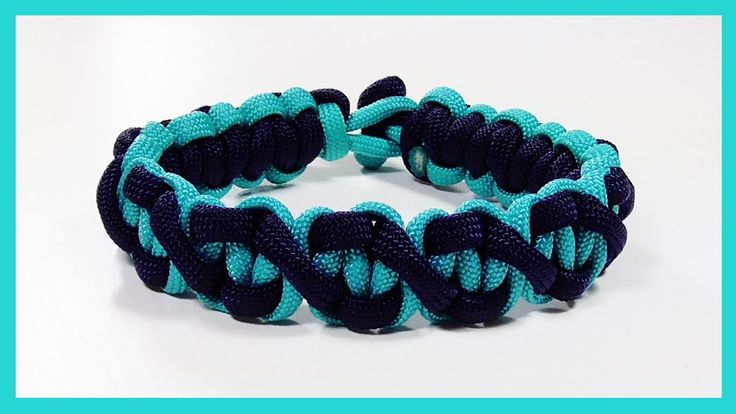 paracord bracelet instructions with buckle