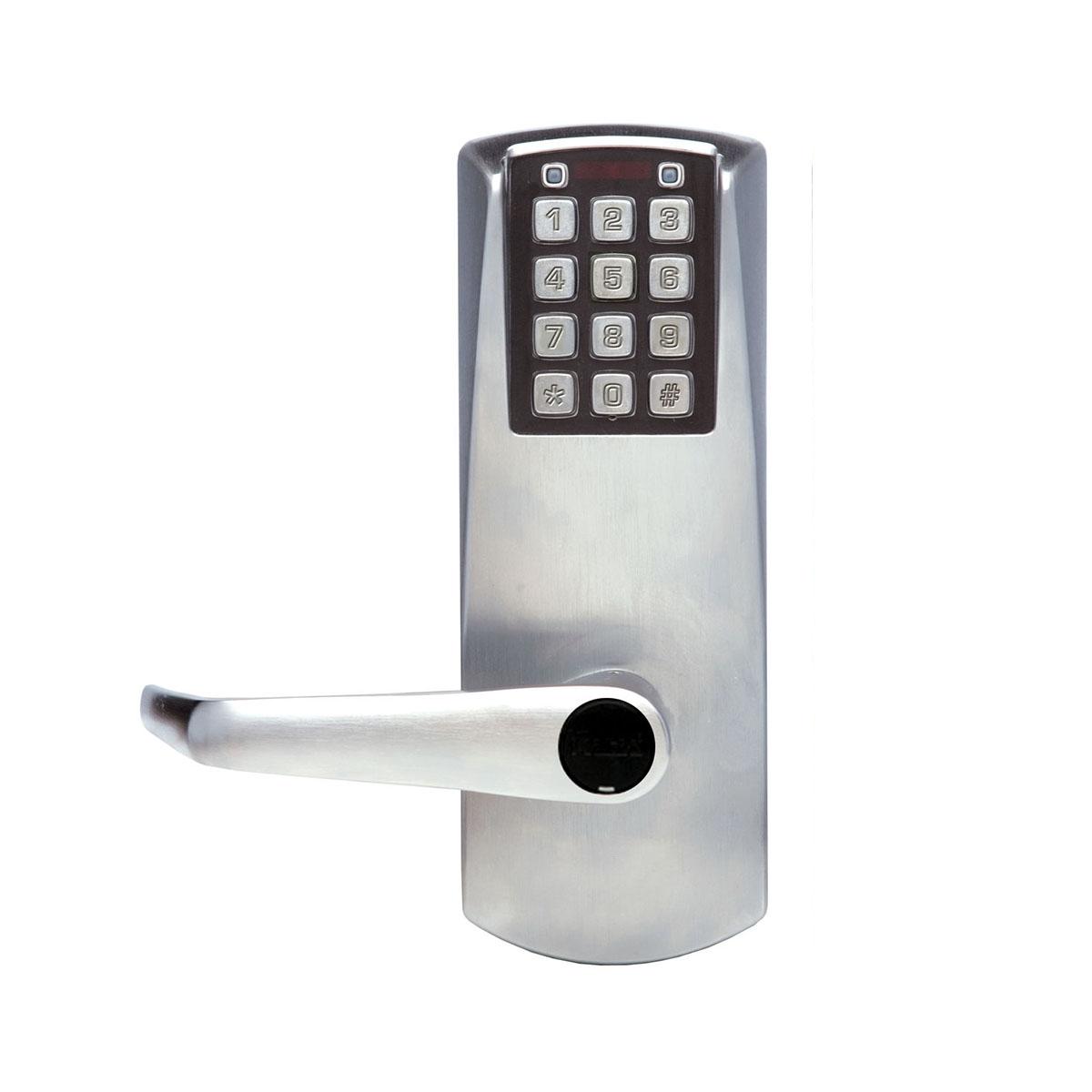kaba door lock instructions