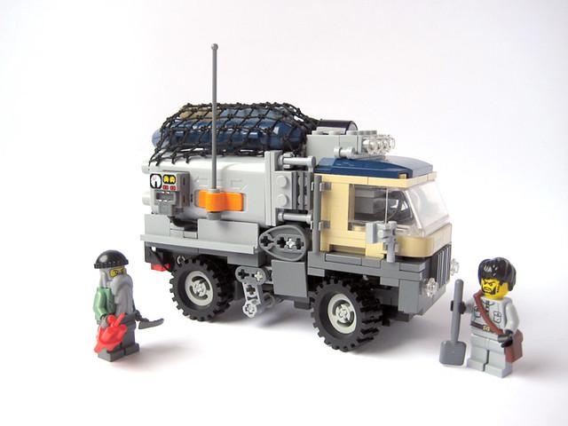lego 42054 rc instructions
