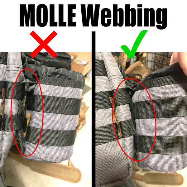 army molle rucksack assembly instructions
