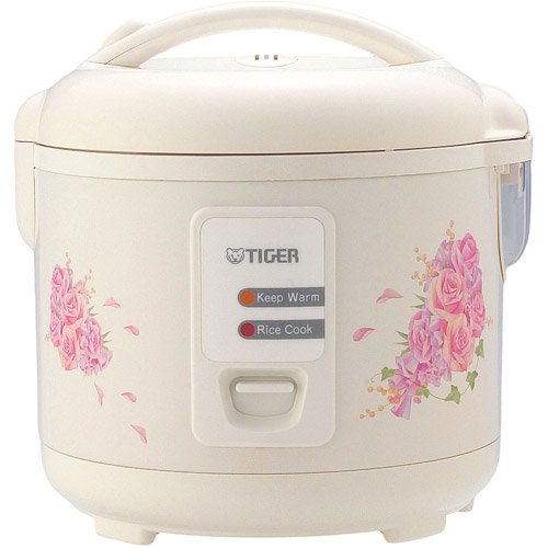 automatic rice cooker instructions