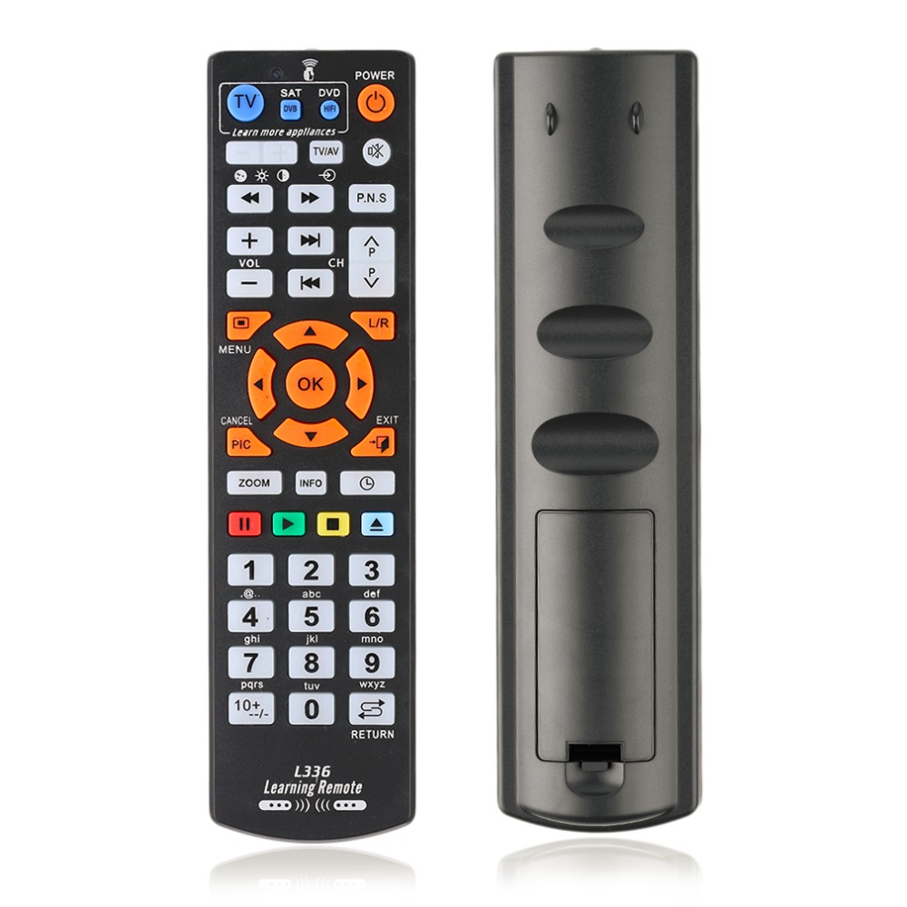 chunghop universal remote instructions