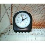 sharp quartz analog alarm clock instructions