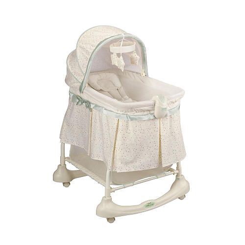 bentwood bassinet with motion instruction manual