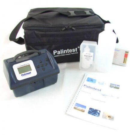 chlorine test kit instructions