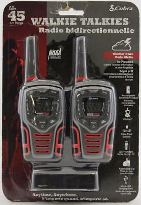 cobra walkie talkies instructions