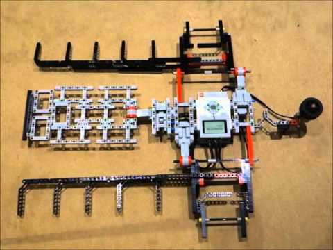 lego mindstorms alpha rex instructions
