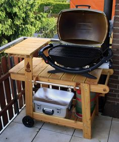 weber q stand instructions