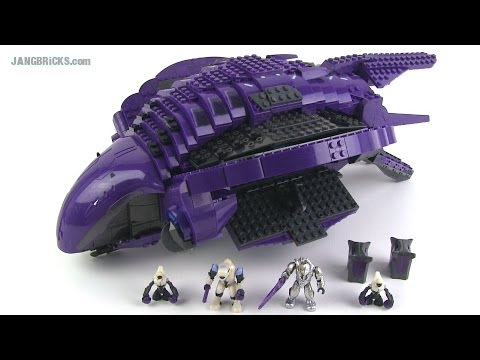 halo mega bloks pelican instructions