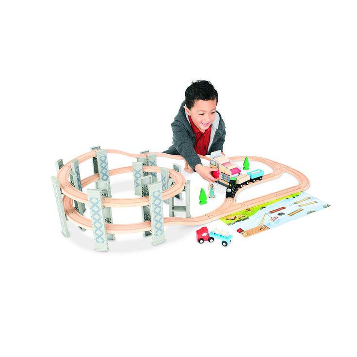 imaginarium spiral train set instructions