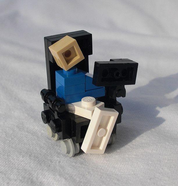 lego stephen hawking instructions