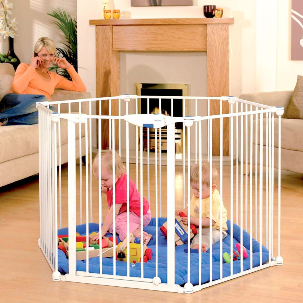 lindam safe and secure playpen instructions