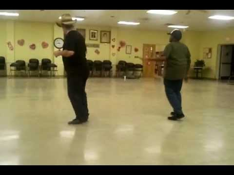 military two step dance instructions
