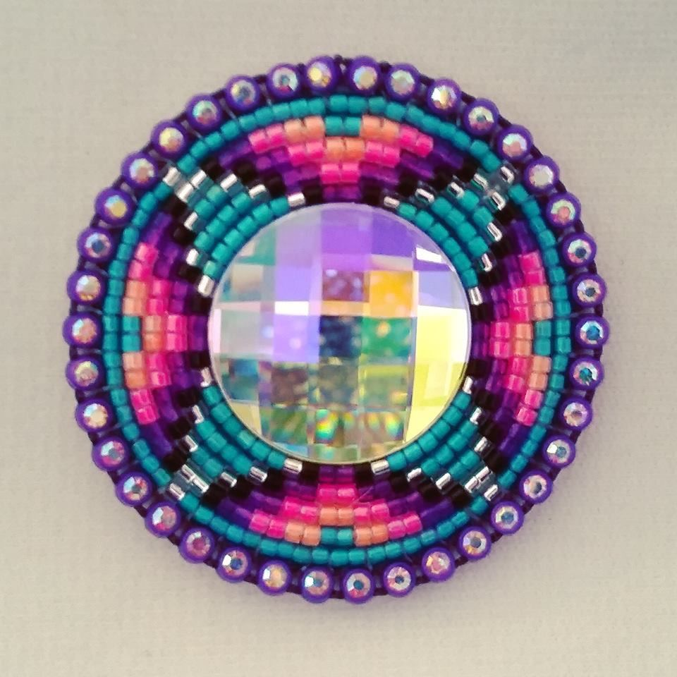 native american beadwork instructions