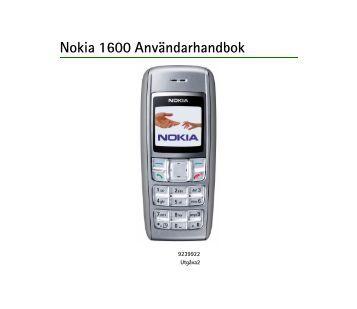 nokia 6300 instruction book