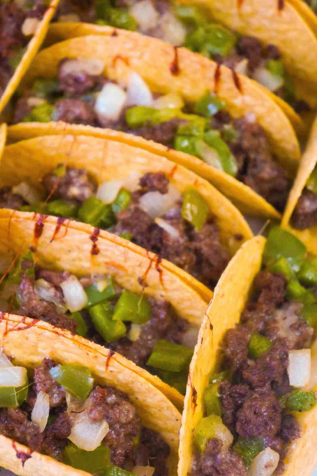 old el paso taco bake instructions