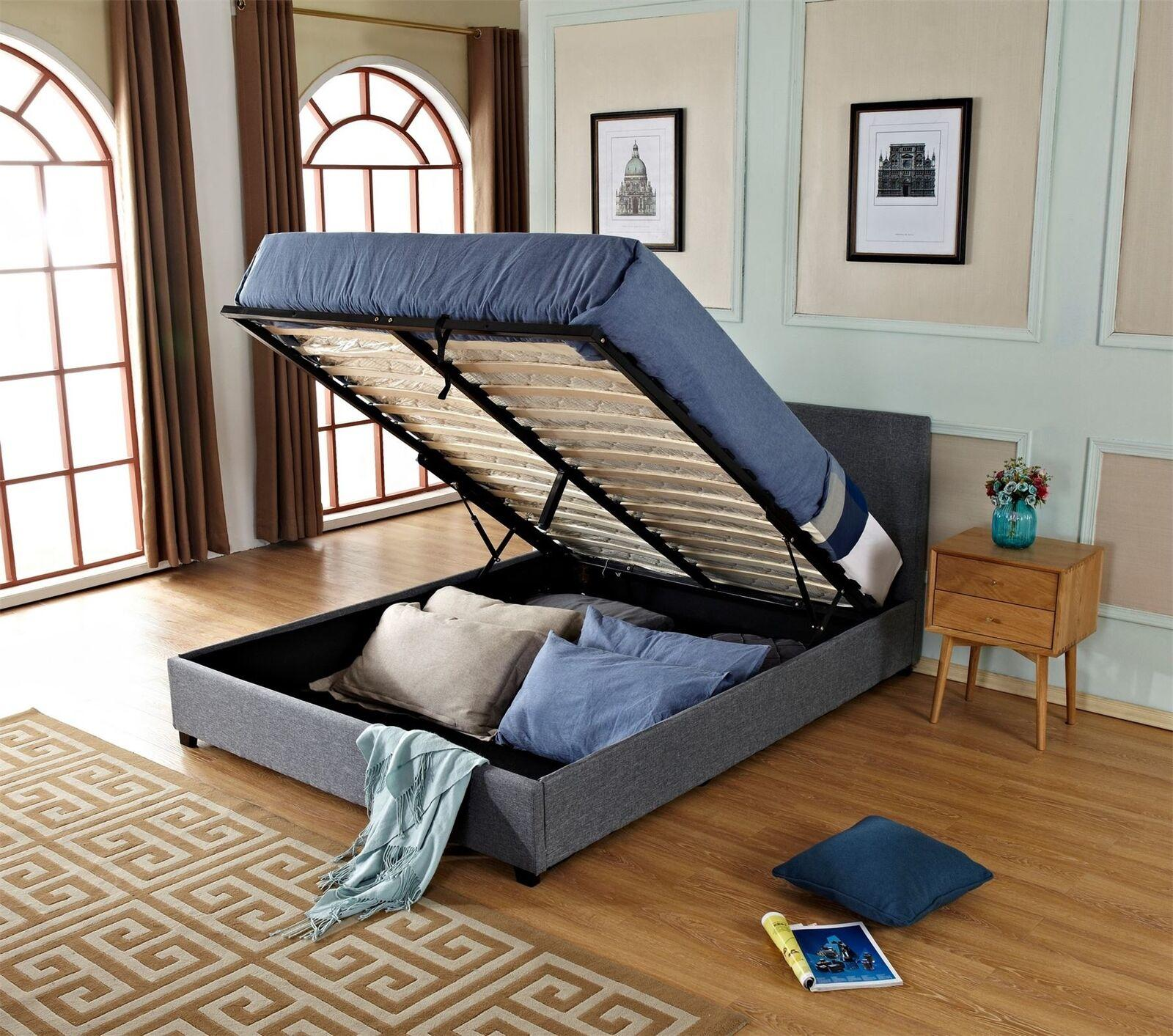 ottoman gas lift bed instructions