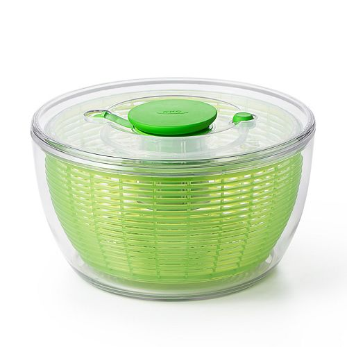 oxo salad spinner instructions