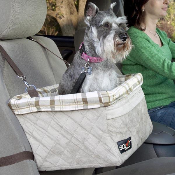 solvit dog car seat instructions